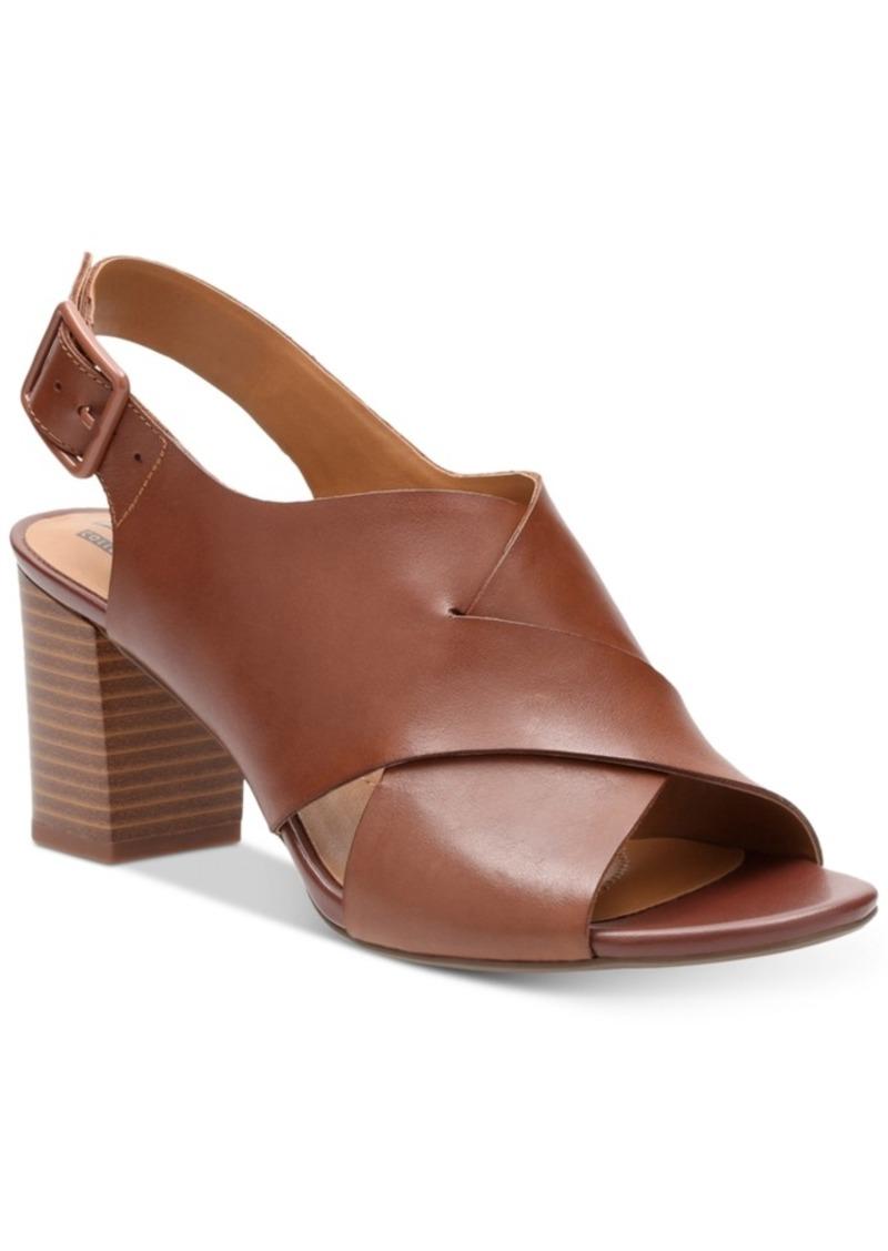 0e4ec8055ee6 Clarks Clarks Collection Women s Deva Janie Sandals Women s Shoes ...