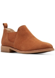 Clarks Collection Women's Edenvale Page Booties Women's Shoes