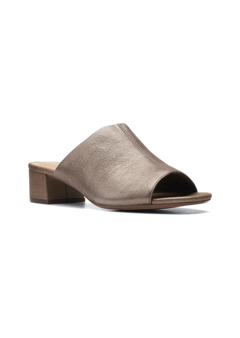 Clarks Collection Women's Elisa Rose Dress Sandals Women's Shoes