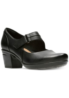 Clarks Collection Women's Emslie Lulin Mary Jane Pumps Women's Shoes