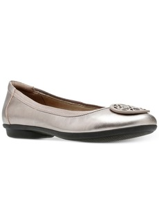 Clarks Collection Women's Gracelin Lola Flats Women's Shoes