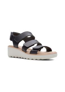 Clarks Collection Women's Jillian Claire Sandal Women's Shoes