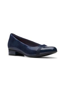 Clarks Collection Womens Juliet Monte Flats Women's Shoes