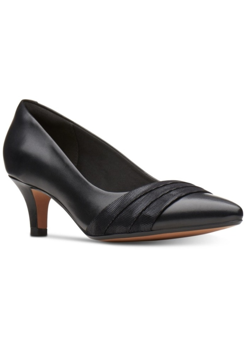 e966a34905744 Clarks Clarks Collection Women s Linvale Madi Pumps