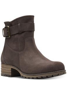 Clarks Collection Women's Merana Amber Booties Women's Shoes