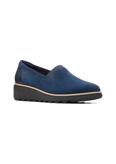 Clarks Collection Women's Sharon Dolly Platform Loafers Women's Shoes