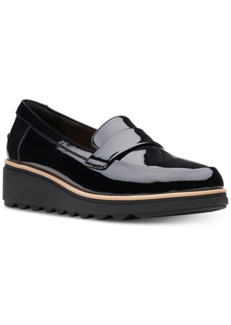 26a23478 Collection Women's Sharon Gracie Platform Loafers, Created for Macy's  Women's Shoes