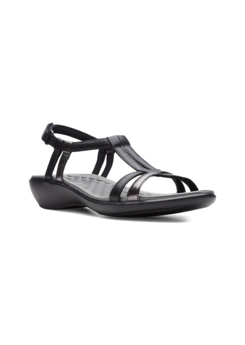 Clarks Collection Women's Sonar Aster Sandal Women's Shoes
