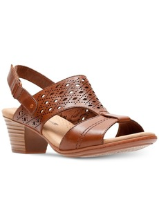 Clarks Collection Women's Valarie Mindi Dress Sandals, Created for Macy's Women's Shoes