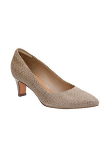 """Clarks® """"Crewso Wick"""" Casual Pumps"""