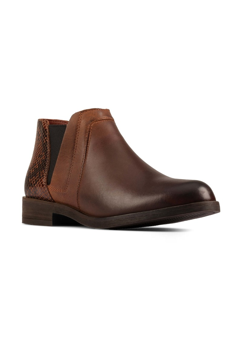Clarks® Demi 2 Beat Chelsea Boot (Women)