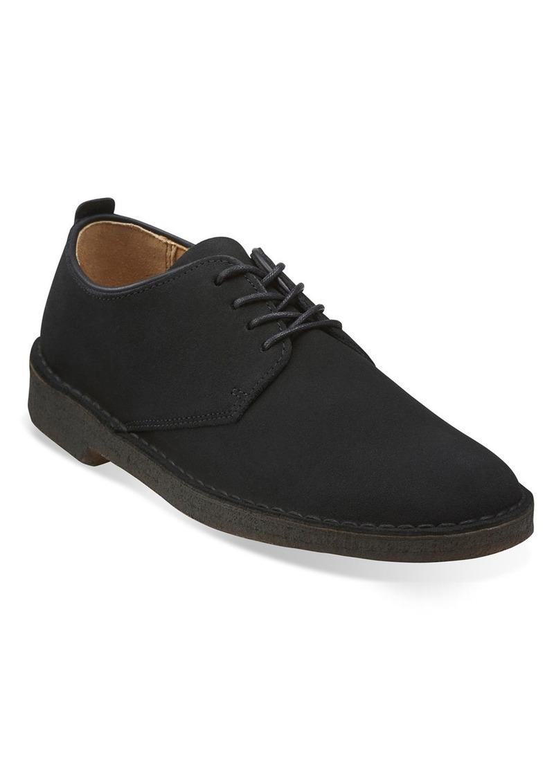 Clarks® 'Desert London' Plain Toe Derby (Men)