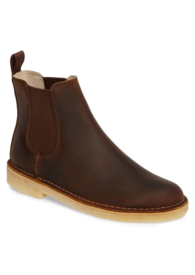 Clarks® Desert Peak Chelsea Boot (Men)