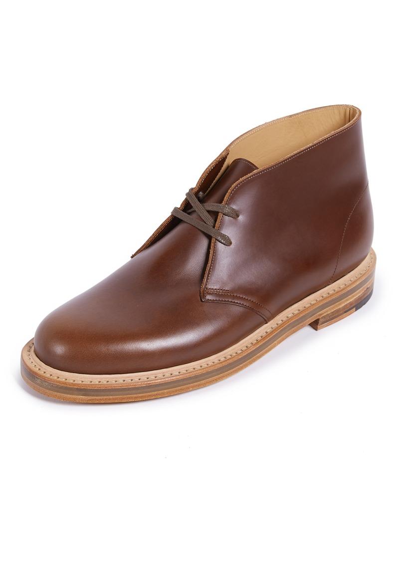 31d7bff795f Clarks Clarks Desert Welt Leather Boots