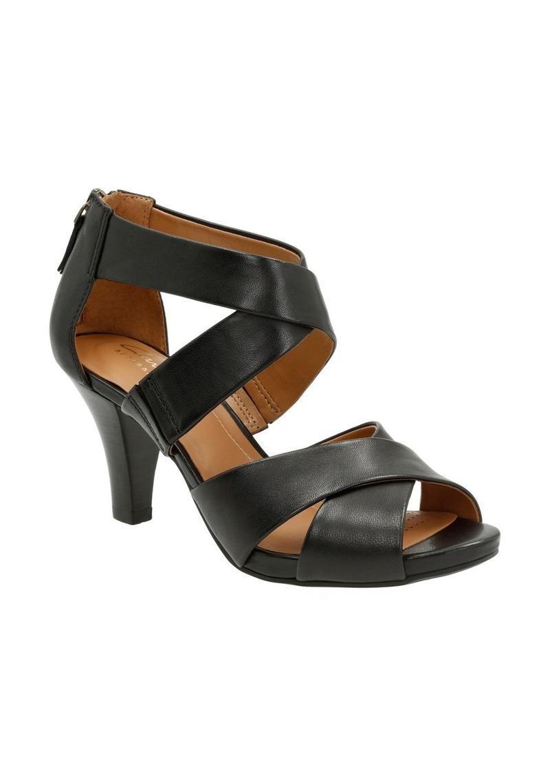 Clarks® 'Florine Sashae' Sandal (Women)