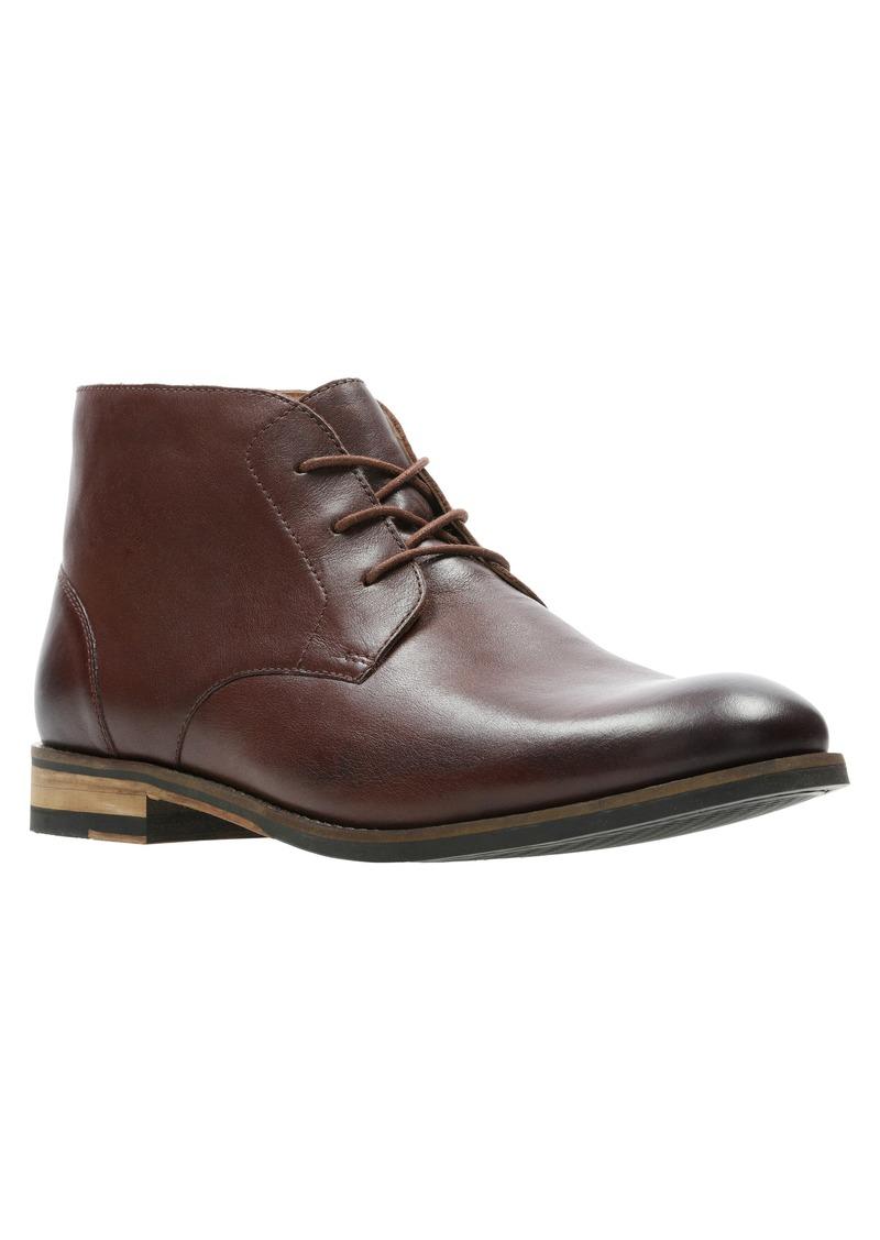 Clarks® Flow Top Chukka Boot (Men)