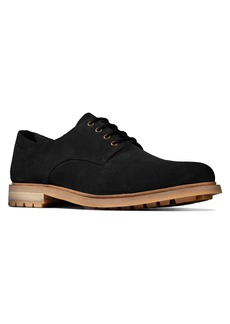 Clarks® Foxwell Hall Plain Toe Derby (Men)