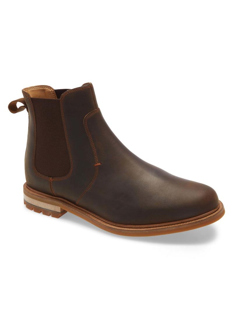 Clarks® Foxwell Top Chelsea Boot (Men)