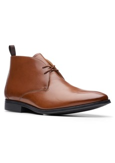 Clarks® Gilman Mid Chukka Boot (Men)