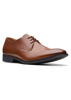 Clarks® Gilman Walk Plain Toe Derby (Men)