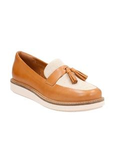 Clarks® Glick Castine Tassel Loafer (Women)