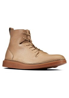 Clarks® Hale Rise Plain Toe Boot (Men)