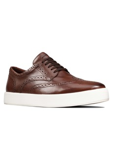 Clarks® Hero Limit Wingtip Sneaker (Men)