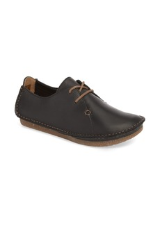 Clarks® Janey Mae Derby Flat (Women)