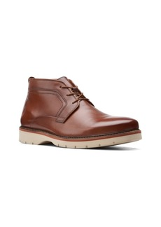 Clarks Men's Bayhill Mid Ankle Boots Men's Shoes