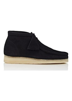 Clarks Men's BNY Sole Series: Nubuck Wallabee Boots