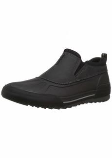 Clarks Men's Bowman Free Shoe black leather 00 M US