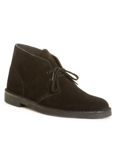 8601006f9e1c Clarks Clarks Men s Vargo Apron-Toe Leather Chukka Boots