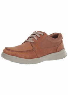 Clarks Men's Cotrell Lane Sneaker  080 W US