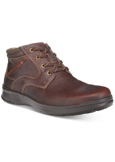 Clarks Men's Cotrell Rise Plain-Toe Casual Chukka Boots Men's Shoes