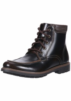 CLARKS Men's Curington High Chukka Boot  075 M US