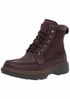 Clarks Men's Dempsey Peak Ankle Boot  M
