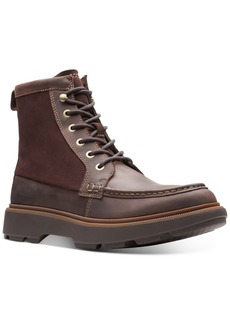 Clarks Men's Dempsey Peak Dress Casual Boots Men's Shoes