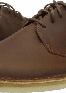 Clarks Men's Desert London Shoe beeswax 085 M US