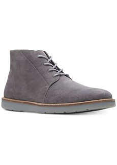 Clarks Men's Grandin Mid Casual Chukka Boots Men's Shoes