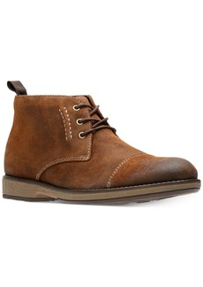 Clarks Men's Hinman Mid-High Boots Men's Shoes