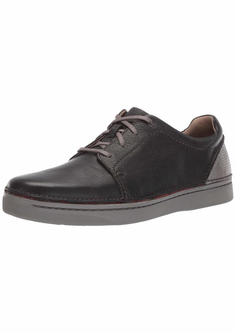 CLARKS Men's Kitna Stride Sneaker  00 M US