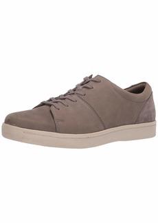 Clarks Men's Kitna Vibe Sneaker sage Nubuck 0 M US