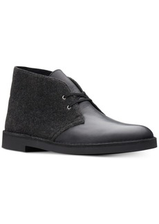 Clarks Men's Limited Edition Felt Bushacres, Created for Macy's Men's Shoes