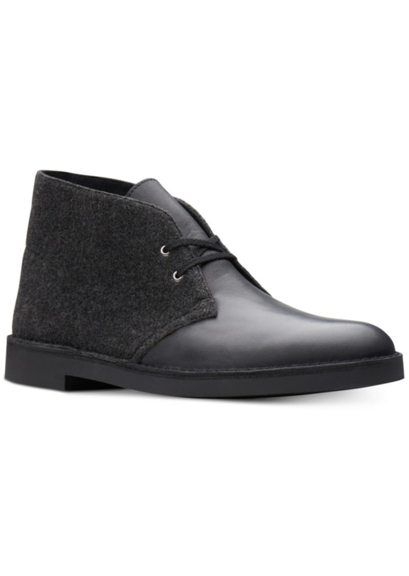 Clarks Men's Limited Edition Felt Bushacres, Created for Macy's Men's Shoes