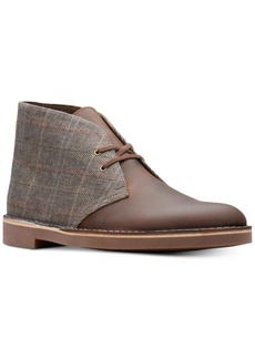 Clarks Men's Limited Edition Tweed Bushacres, Created for Macy's Men's Shoes