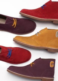 Clarks Men's Limited Edition Varsity Suede Bushacres, Created for Macy's Men's Shoes