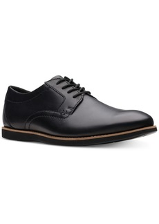 Clarks Men's Raharto Plain-Toe Oxfords Men's Shoes