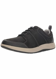 CLARKS Men's Shoda Stride Sneaker  075 M US