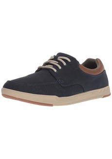 CLARKS Men's Step Isle Lace Sneaker  075 M US