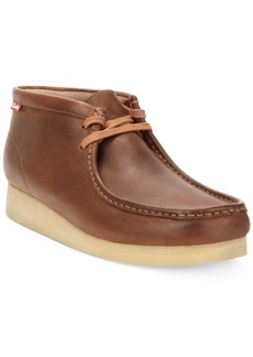 Clarks Men's Stinson Hi Top Wallabee Boots Men's Shoes
